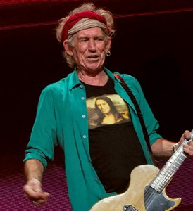 keithshirt1 274x300 Keith Richards Mona Lisa